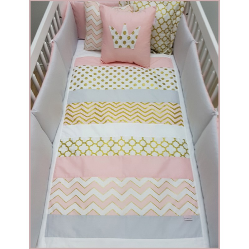 La Libellule - Emma - 5 Pieces Bedding Set