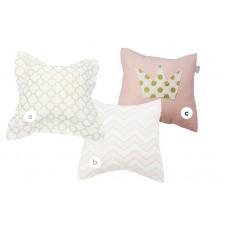 La Libellule - Emma - Decorative Cushion Square - Crown