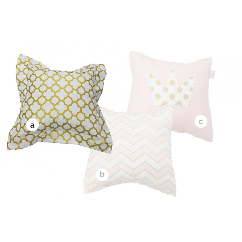 La Libellule - Emma - Decorative Cushion Square - Ornament