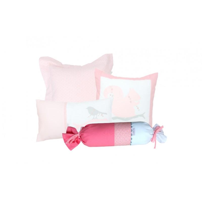 La Libellule - Deer Girl - Decorative Cushion Candy