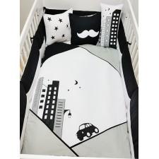 La Libellule - Little Man - 5 Pieces Bedding Set