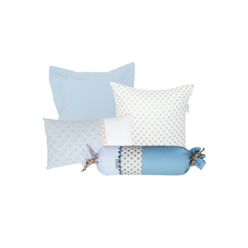 La Libellule - Ocean - Decorative Cushion Candy