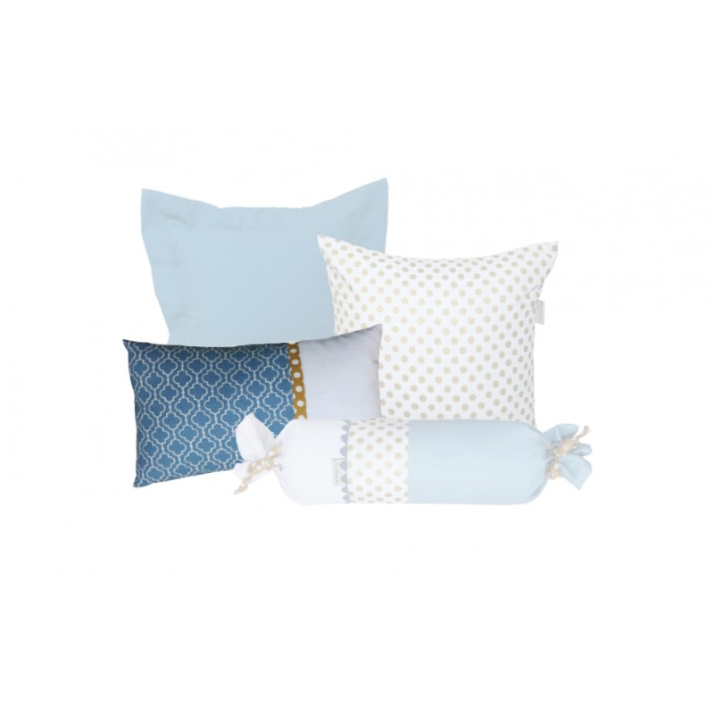 La Libellule - Ocean - Decorative Cushion Rectangle