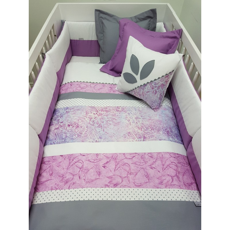 La Libellule - Victoria - 5 Pieces Bedding Set