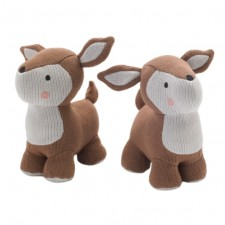 Lolli Living - Bookend Friends - Knitted Deer