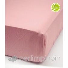 Perlimpinpin - Draps Contour pour lit de bébé - Bambou