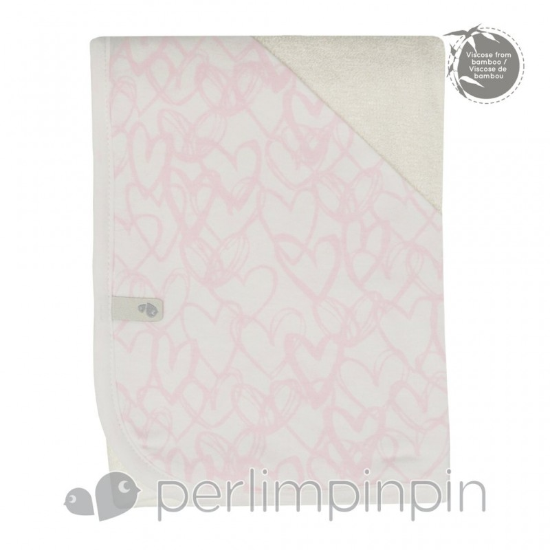 Perlimpinpin - Bamboo Hooded Towel
