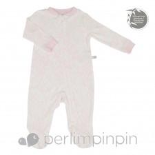 Perlimpinpin - Pyjama à manche longue en bambou
