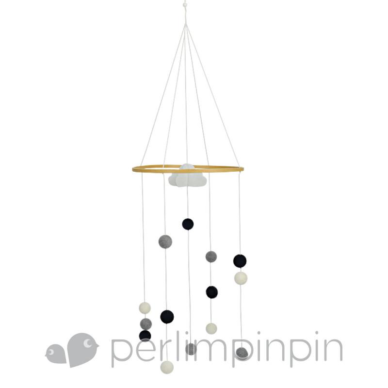 Perlimpinpin - Mobile décorative