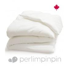 Perlimpinpin - Couette seule pour bébé blanche