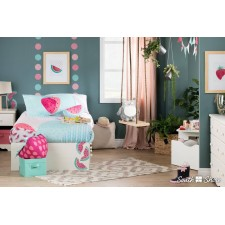 South Shore - Collection DreamIt - Ensemble de literie pour enfants Rêve en couleurs