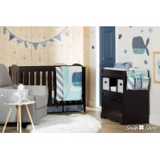 South Shore - DreamIt Collection - Bedding Set for Baby Nautical