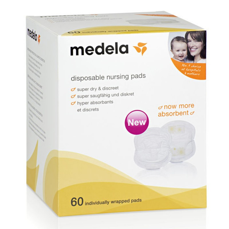 Medela - Disposable Nursing Pads
