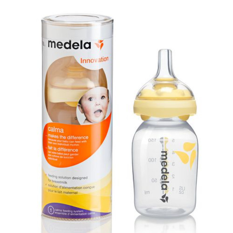 Medela - Calma Feeding System with 150mL Bottle