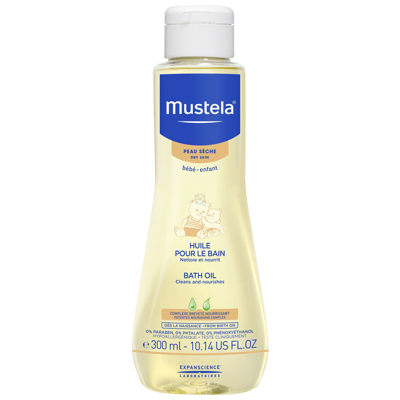 Mustela - Bath Oil -300 ml