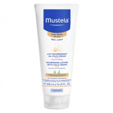 Mustela - Lait nourrissant au Cold Cream