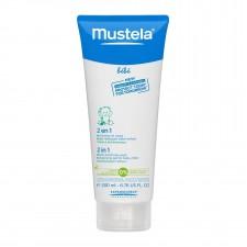 Mustela - 2 en 1 Cheveux Et Corps
