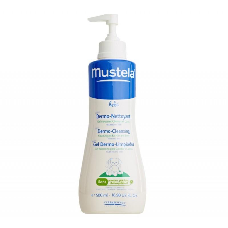 Mustela - Dermo-Nettoyant 500ml