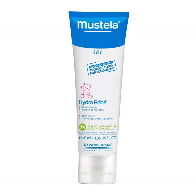 Mustela - Hydra Baby Facial Cream