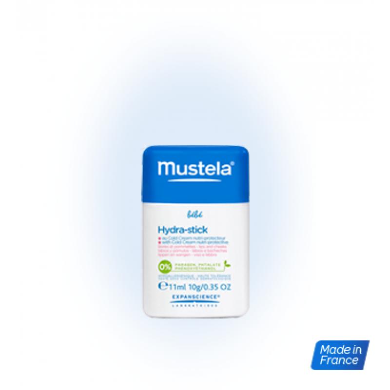 Mustela - Hydra Stick Cold Cream Nutri-protector 10g