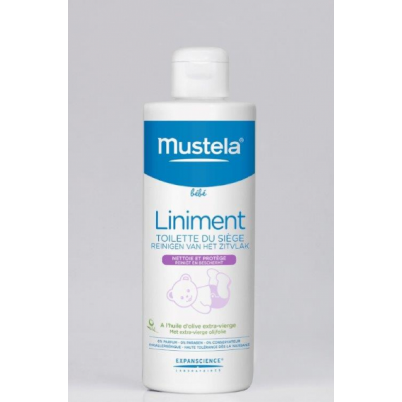 Mustela - Liniment Diaper Change Cleaning
