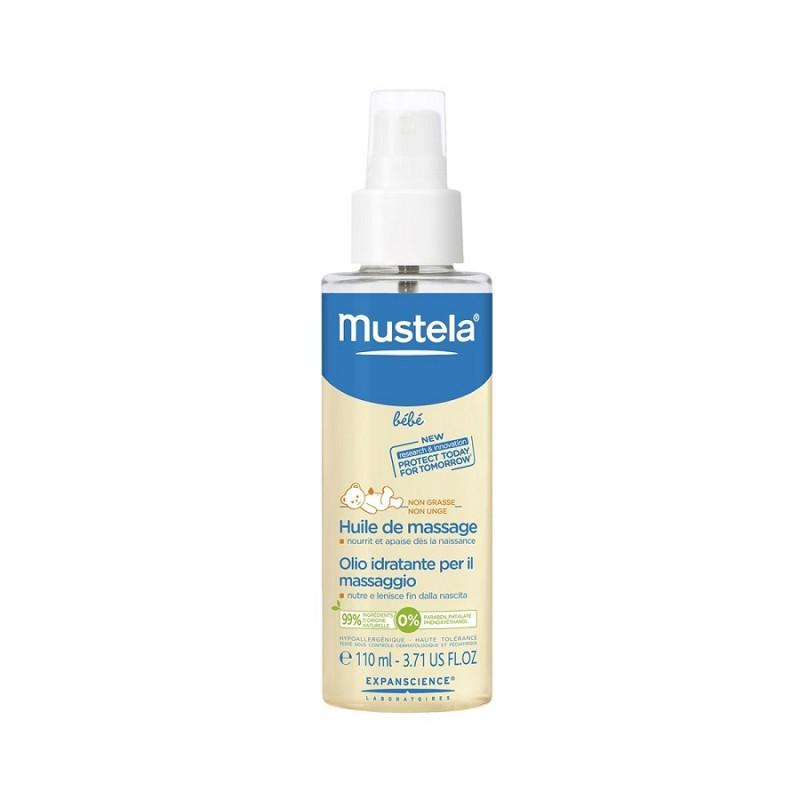 Mustela - Massage Oil 100ml