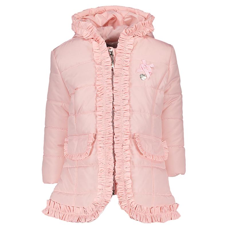 Le Chic Baby - Manteau pour fille - Rose cristal