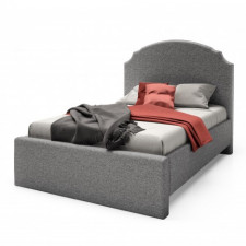 Beaudoin - Upholstered Bed Cosmos Serie - Madeline