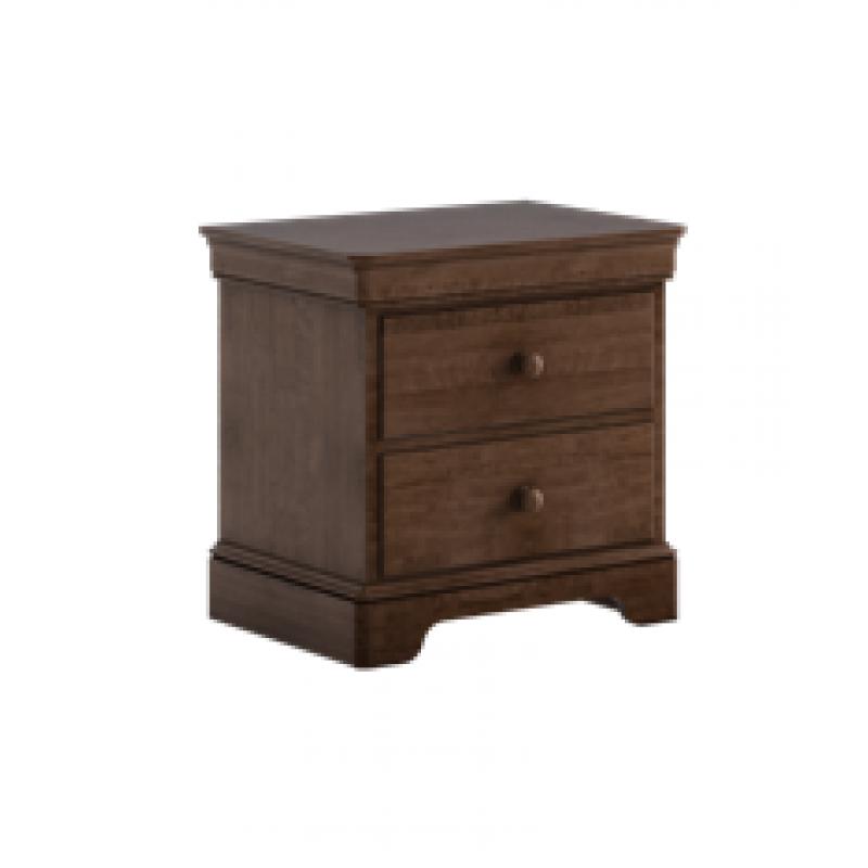 College Woodwork - Kidz Decoeur - Table de chevet Lexington