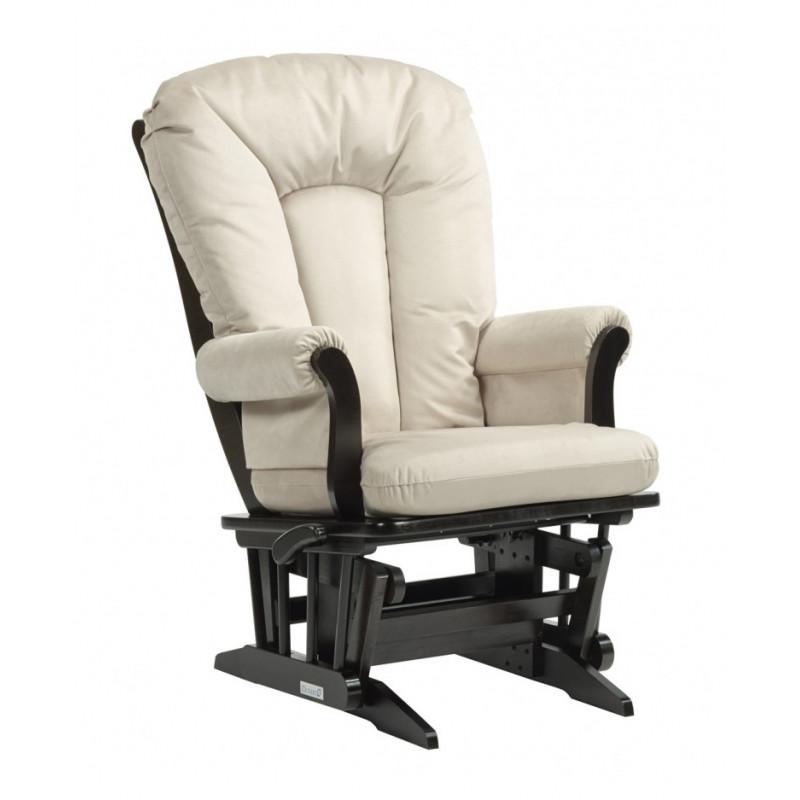 Dutailier - Chaise Berçante en bois Serie 81 (Espresso)