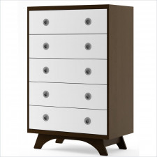 Dutailier - Melon 5 Drawer Dresser