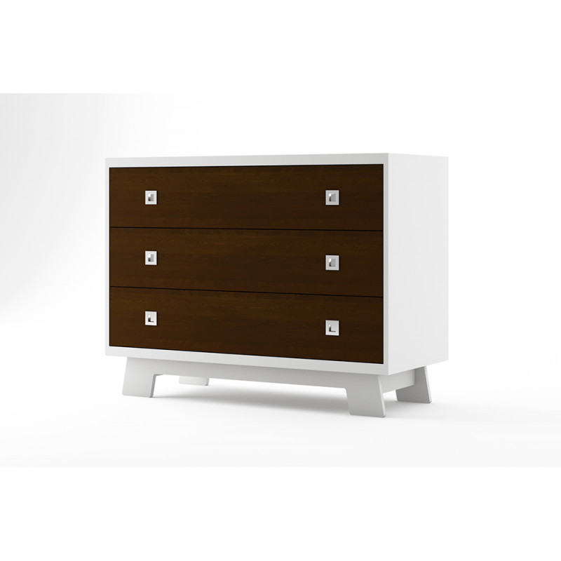 Dutailier - Pomelo 3 Drawer Chest