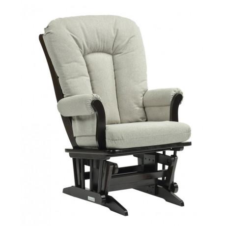 Dutailier - Chaise Berçante en Bois Serie 61 (Espresso)