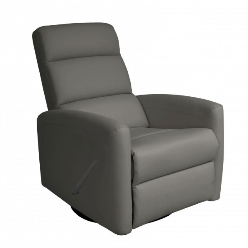 Kidiway - Chaise berçante Reevo - Gris