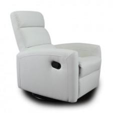 Kidiway - Chaise berçante Reevo - Blanche