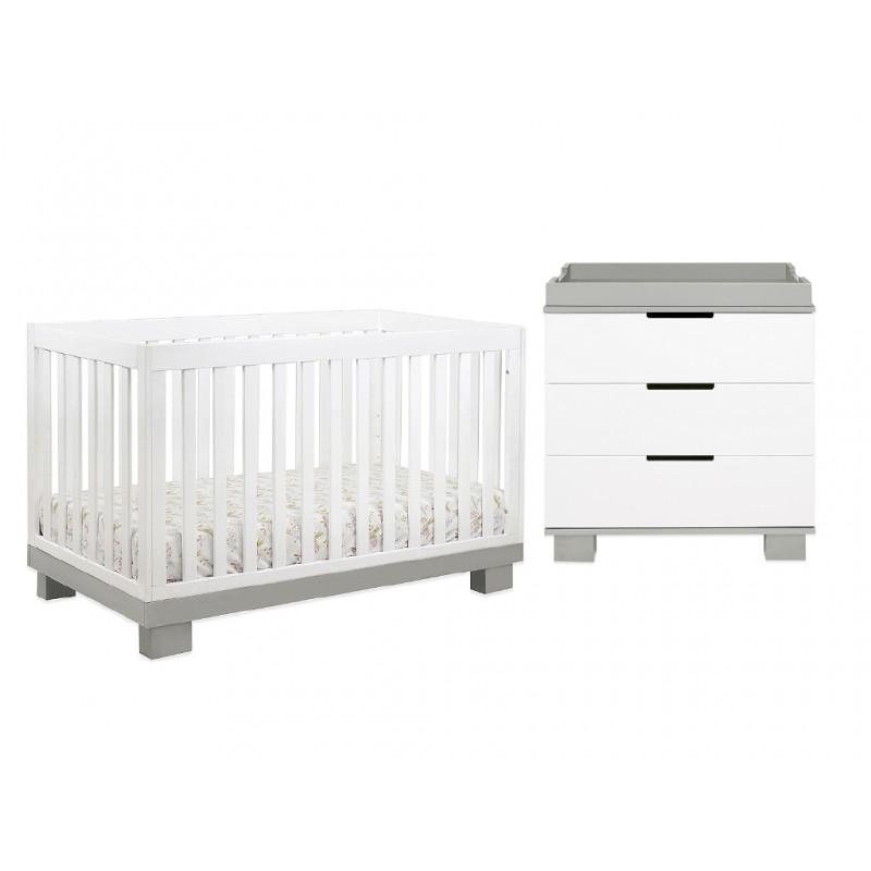 Lil Angels - Lit de bébé & Table à langer Collection Zoom