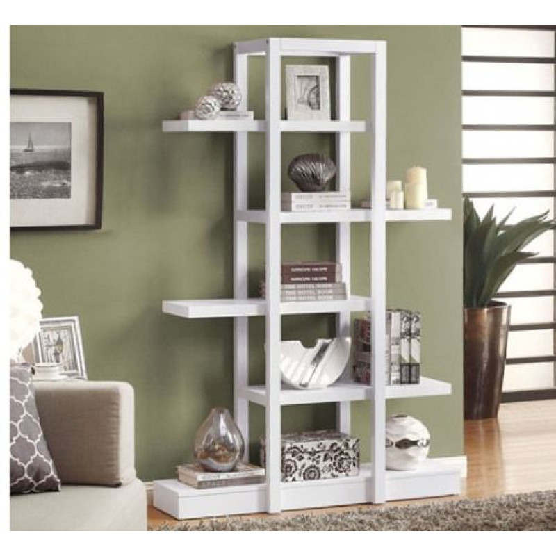 Monarch - Bookcase Open Concept Display - 72""