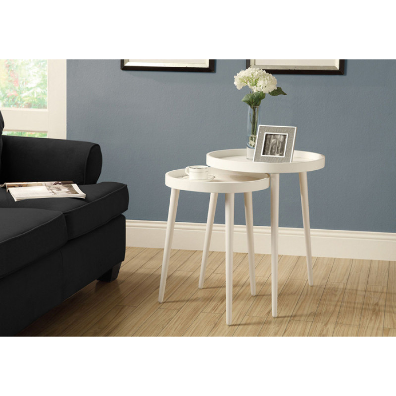 Monarch - Nesting Table - 2Pcs Set