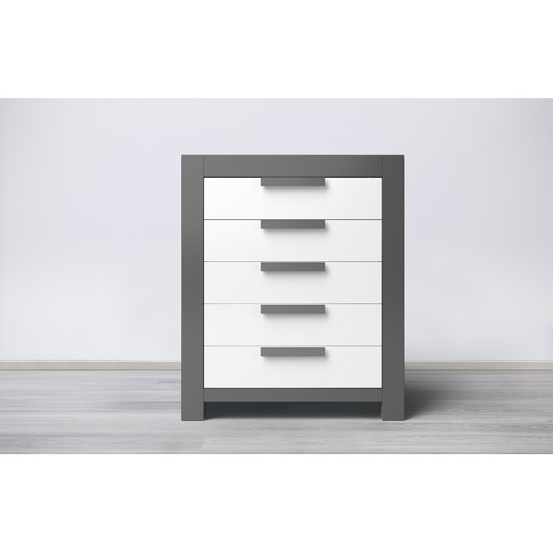 Romina - Ventianni 5 Drawers Chest