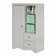 South Shore - Angel - Armoire with Drawers