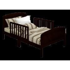 Rack Furniture - Lit de transition pour bébé Harrisburg - Espresso