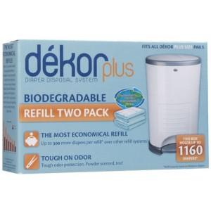 Dékor - Recharges pour poubelle Dekor Plus