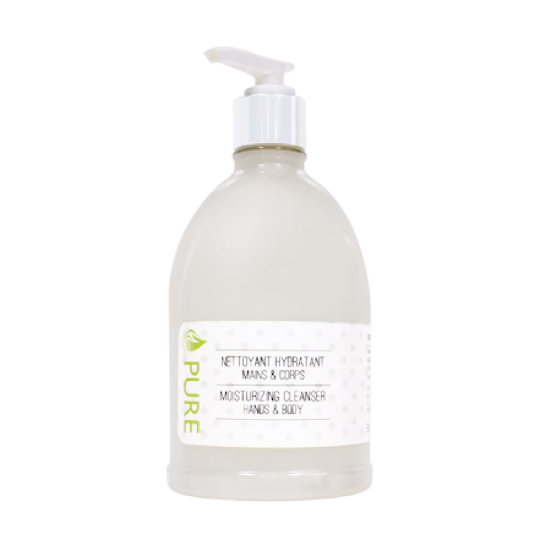 Pure - Moisturizing Cleanser Hands and Body - 500ml