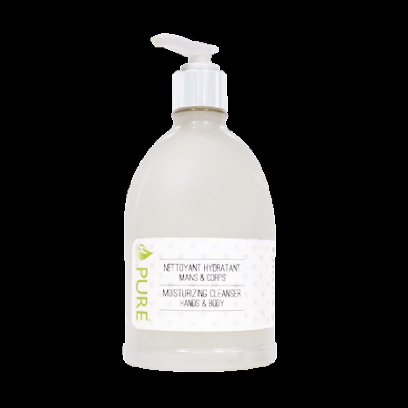 Pure - Nettoyant hydratant mains et corps - 500ml