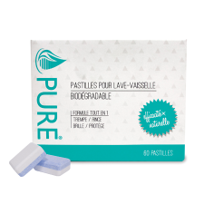 Pure - Dishwasher Tablets All-in-1