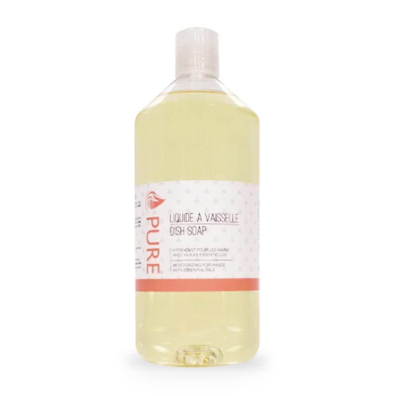Pure - Liquide à vaisselle - Recharge 1L