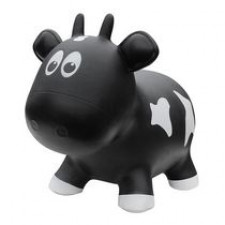 Farm Hoppers - Black Cow Inflatable Bouncer