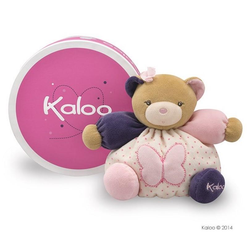 Kaloo - Petite Rose - Petit Ourson Papillon