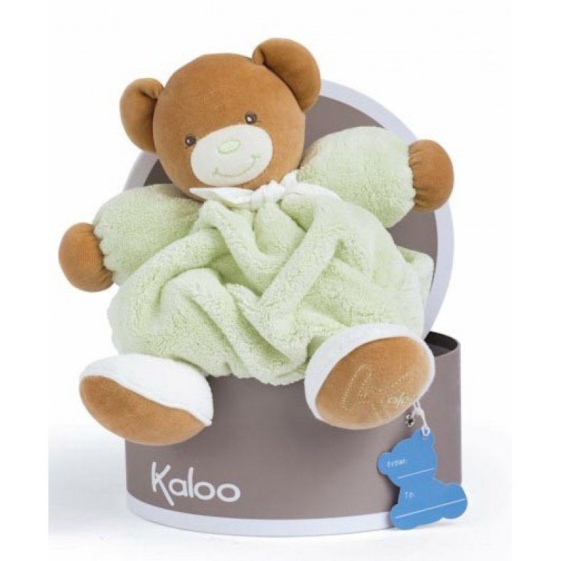 Kaloo - Plume - Medium Green Bear