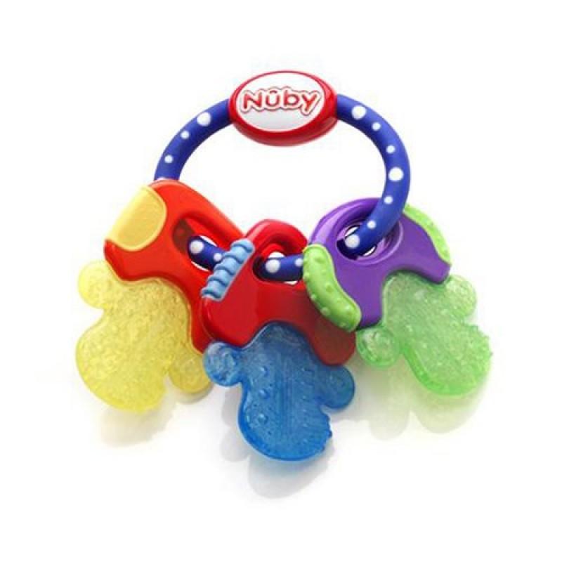 Nuby - Anneau de dentition apaisant Icy Bite Keys